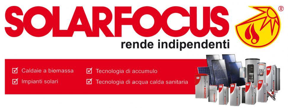 I vantaggi della caldaia combinata therminator ii touch for Caldaia solarfocus